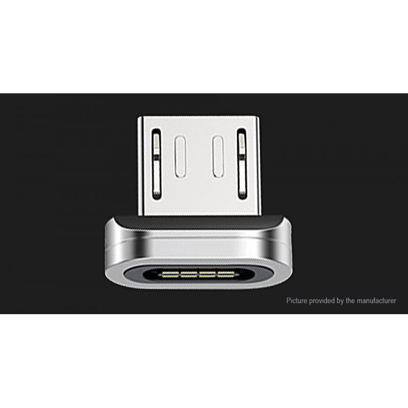 Authentic Baseus Micro-USB Magnetic Charging Connector Adapter