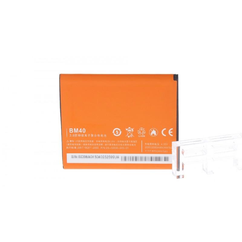 BM40 3.8V 2030mAh Replacement Battery for Xiaomi 2A / Redmi 1S