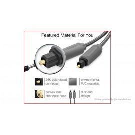 UGREEN AV122 Digital Optical Fiber Toslink Audio Cable (1m)