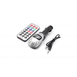 LCD Display Car MP3 Player FM Transmitter