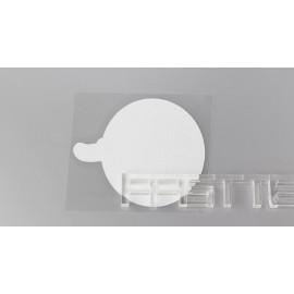 A3 Universal Reflective Car Decoration Sticker (Small Size)