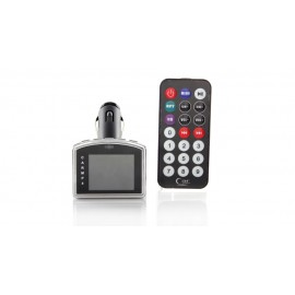 "1.8"" Car MP4 Player Wireless FM Transmitter with Remote Controller"