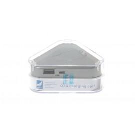 3-in-1 USB Charging Dock + Data Sync + Desktop Holder for Samsung Galaxy S6 Edge / S6